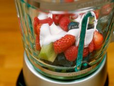 Daily candy ~ smoothies