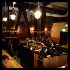 Great selection of Belgium beers. There is also a small room downstairs devoted to sour beers.