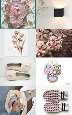Pink  by Ilona on Etsy--Pinned with TreasuryPin.com