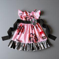 Pink Sugar Kenzi by Rocker Baby Nation