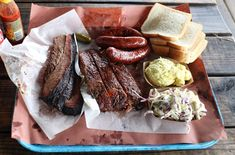 An expert panel ranks Austin's 8 best BBQ joints ---Sad that I don't know half of these!