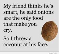 My kind of humor