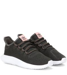 12e7aaca56e Adidas Originals - Tubular Shadow knit sneakers - Adidas Originals  brings  a handmade look to