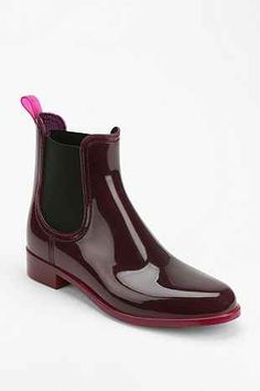 I really like theseee pair of boots!!! so my style <3  Jeffrey Campbell Forecast Rain Boot - Urban Outfitters