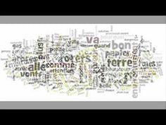 Wordle aide à la compréhension et à l'objectivation d'un texte - YouTube