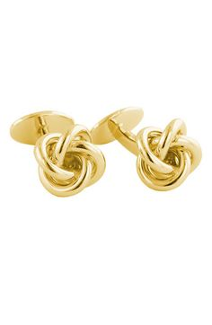 David Donahue Knot Cuff Links available at #Nordstrom