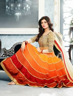 What a surprise in designer  salwar kameez in beautiful print with  model salwars. Its surely a must buy for hot summer.