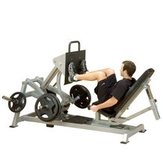 Leg press- My favourite machine to use for leg pressing