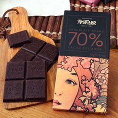 70% Amattler Chocolate Bar