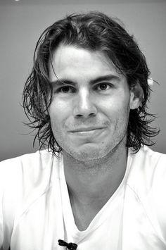 Rafa Nadal - i could draw this i'm pretty sure