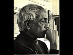 Jiddu Krishnamurti : The Roots of Psychological Disorder - Nature of Mind