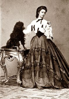 Empress Sissi of Austria