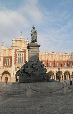 Mickiewicz-emlékmű