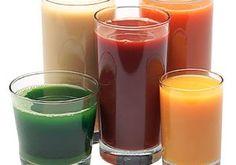 Suco enxuga barriga - Receitas e Dicas