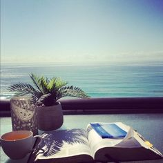 Travel to a tropical place & read your favorite book ~ so relaxing <3 Dream Vacation