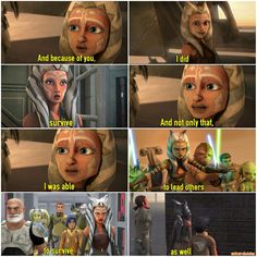 Ashoka survived n leading others not only in SWTCW but also in SWR