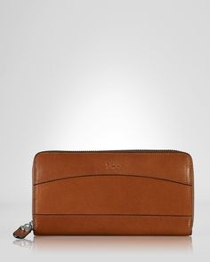 R.L.L leather wallet