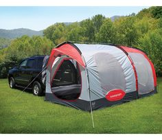 Rightline Gear Campright SUV Tent-Best Idea EVER