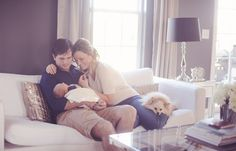 lovely newborn lifestyle session by Sarah Beth Photography #photogpinspiration