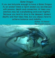 The simplest definition of Dragon Magick or Draconic Magick is the calling upon of Dragons to aid you in your magickal workings. There are some schools of thought that say that Dragon Magick must be. Magical Creatures, Fantasy Creatures, Dragon Quotes, Dragon Poems, Dragon Facts, Animal Meanings, Animal Symbolism, Dragon Zodiac, Water Element