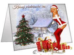 Vánoční přání « Rubrika | Blog u Květky Blog, Christmas Ornaments, Holiday Decor, Home Decor, Decoration Home, Room Decor, Christmas Jewelry, Blogging, Interior Design