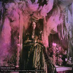The High Priestess by Ellen Rogers