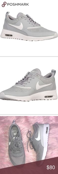 Nike air max Thea sneakers Lightly worn once. Lightweight cushioning in the  Phylon™ sole ab7bcac8b