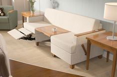 SleepToo® Classic With Table   Wieland Healthcare Furniture