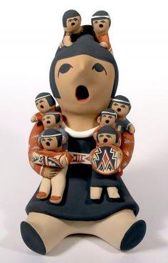Native American Storyteller