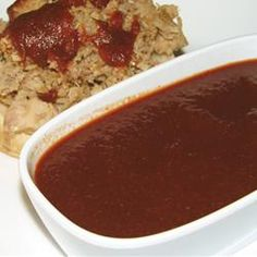Bubba's Best BBQ Sauce (Allrecipes.com)  Sounds similar to a recipe my mom has always made, with a few more ingredients.  Looking forward to trying...