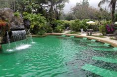 paradise hotsprings main pool    - Costa Rica