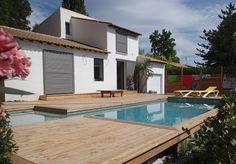 HomeExchange.com™ - House with a swimming pool in the south of France near Montpellier