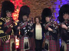 Wonderful evening joining the #Vancouver Police Pipe Band to support the mission of the Vancouver Police Foundation - Sarah McLachlan