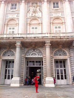 """Al leer la presentación de esta """"visita especial"""", inmediatamente reservamos la visita a Palacio, al Palacio Real. ¿Queréis saber más?"""