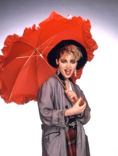 In this 1982 snap, was Joe Bangay trying to put forward an '80s Mary Poppins??? No???....or what???