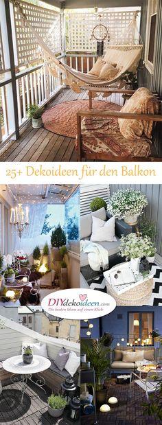DIY Dekoideen Für Dein Zuhause   Balkon Dekorieren
