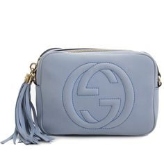 2dcec6fb4274 Labellov Gucci Nubuck Small Soho Disco Bag ○ Buy and Sell Authentic Luxury