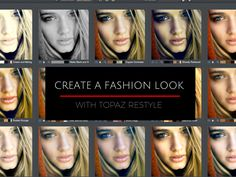 27 Best Topaz ReStyle images | Topaz, Learn photoshop