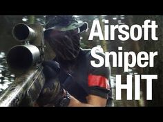 Airsoft Sniper Gameplay - Scope cam - Themegame ASCSB