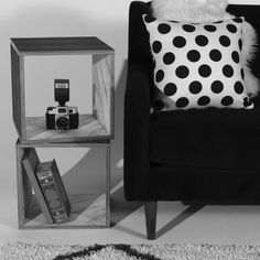 Emanuela Carratoni Italian Marble Carrara Cube   DENY Designs Home Accessories