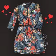 Esin Ertan Sonbahar Kis 2016  ❤️❤️ Fall winter 2016  ## Dress:Esin Ertan - New Collection ✨ #esinertan