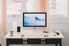 29 Business Building Articles For Intuitive Entrepreneurs — Amanda Linette Meder Microsoft Office, Google Drive, Home Office Inspiration, Office Ideas, Office Decor, Desk Ideas, Bedroom Office, Office Depot Desks, Office Workspace