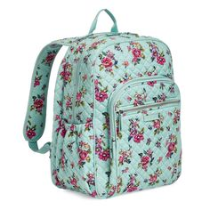 3f76451a5 Image of Iconic Campus Backpack in Water Bouquet Estojos, Sonhos, Bolsas De  Outono,