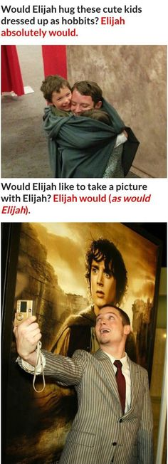 Yes, Elijah Would...