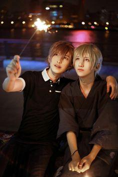 BAOZI and HANA(包子 & HANA) Shota Misaki Cosplay Photo - WorldCosplay