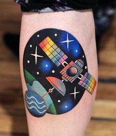 David Cote tattoo
