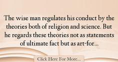 John B. S. Haldane Quotes About Religion - 58942