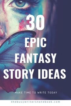 Here Are 30 Epic Fantasy Story Ideas to Spark Your Imagination For Your Novel, Novella, Or Short Story You Want To Write. Short Story Writing Prompts, Fiction Writing Prompts, Writing Promps, Book Writing Tips, Writing Characters, Writing Words, Writing Workshop, Fantasy Short Stories, Fantasy Story