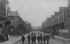 Thornton St 1890-1905
