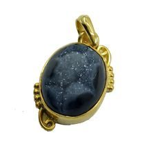 admirable Druzy Gold Plated Multi Pendant jewellery US gift